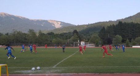 Ισόπαλο 0-0 το φιλικό της ΠΑΕ Βόλος με τον Λεβαδειακό