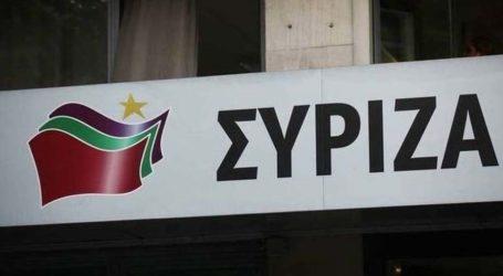 ΣΥΡΙΖΑ Λάρισας: «Από το δήθεν επιτελικό στο γνωστό κομματικό κράτος της δεξιάς»