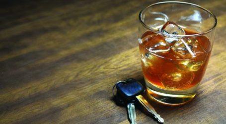 Βόλος: Μεθυσμένη 36χρονη προκάλεσε τροχαίο ατύχημα
