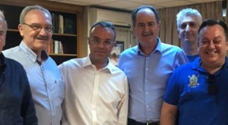 Διαδοχικές συναντήσεις της διοίκησης του Αστικού ΚΤΕΛ Λάρισας με αρμόδια υπουργεία
