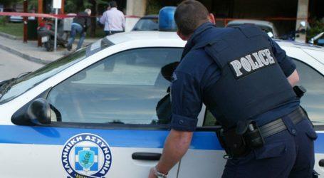 Βόλος: Προσπάθησε να τη σκάσει από αστυνομικό μπλόκο, επειδή είχε μαζί του ναρκωτικά