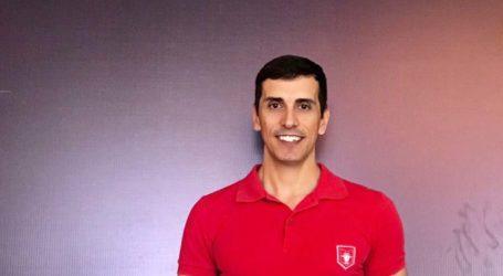 Νέα διεθνής διάκριση για τον Λαρισαίο γυμναστή Αλέξη Μπατρακούλη – Φέτος αναδείχθηκε ο πιο καινοτόμος εκπαιδευτής