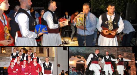 Με επιτυχία η 33η Συνάντηση Χορευτικών Συγκροτημάτων στον Αγ. Γεώργιο Νηλείας