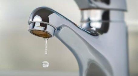 Ελεγχόμενες διακοπές υδροδότησης στον Βόλο τα ξημερώματα