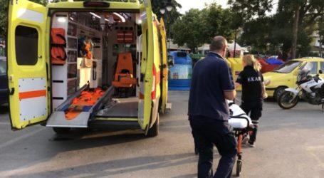 Αμπελώνας: 43χρονη αποπειράθηκε να αυτοκτονήσει – Μεταφέρθηκε στο Γενικό Νοσοκομείο Λάρισας