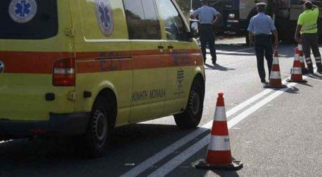 Βελεστίνο: Νεκρός στην άσφαλτο νεαρός οδηγός