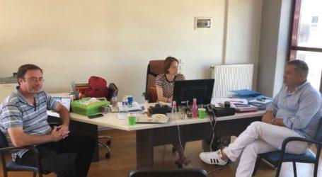 Συναντήσεις Χαλέβα για να ξεμπλοκάρουν επενδύσεις στη Μαγνησία