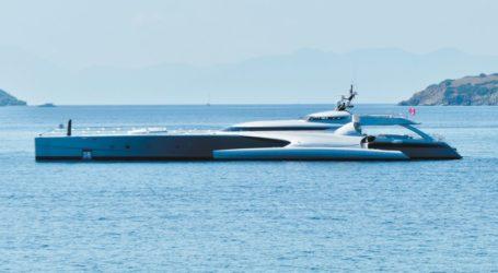 Σκιάθος: Πασαρέλα για dream yachts [εικόνες]