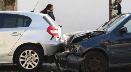 Βόλος: Τροχαίο ατύχημα στην οδό Αθηνών