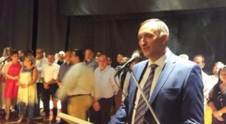 Ορκίστηκε δήμαρχος Τυρνάβου ο Γιάννης Κούκουρας – Δείτε φωτογραφίες