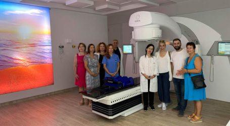 Γόνιμη συνάντηση του Συλλόγου Καρκινοπαθών Λάρισας με την αναπληρώτρια Διοικήτρια του ΠΓΝΛ για τη μη λειτουργία του Τμήματος Ακτινοθεραπείας