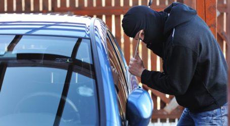 Λάρισα: Χειροπέδες σε δύο άτομα για κλοπή αυτοκινήτου