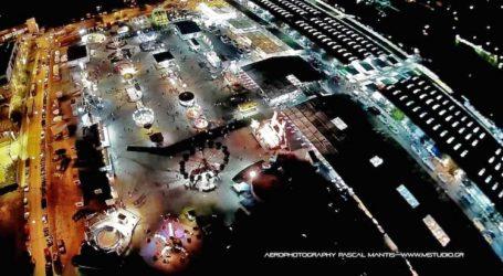Η Λάρισα από ψηλά: Μοναδικές αεροφωτογραφίες της αγαπημένης Θεσσαλικής πρωτεύουσας!