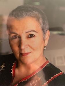 Η Τασούλα Λαζοπούλου