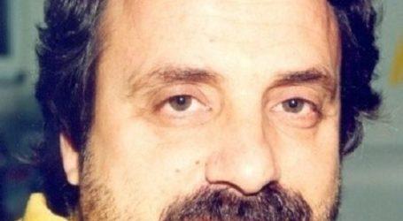 «Έφυγε» από τη ζωή ο γνωστός Τυρναβίτης κτηνίατρος Γιώργος Ντούγκος