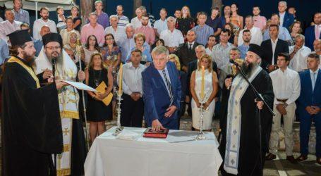 Ορκίστηκε το νέο δημοτικό συμβούλιο στον δήμο Κιλελέρ