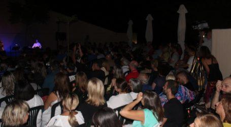 Πλήθος κόσμου στην εκδήλωση για την αυγουστιάτικη πανσέληνο στο Διαχρονικό Μουσείο Λάρισας (φωτο – βίντεο)