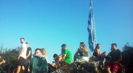 Πεζοπορία στην Αγια-Σωτήρα πραγματοποίησε ο Μορφωτικός Σύλλογος Τσαριτσάνης (φωτο)