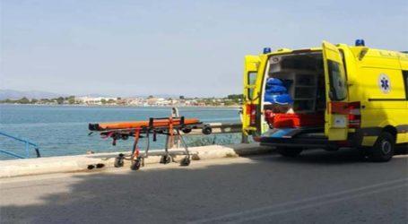ΤΩΡΑ: Παραλίγο τραγωδία στον Βόλο – 70χρονος στο Νοσοκομείο μετά από περιστατικό πνιγμού