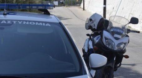 Χειροπέδες σε 18χρονο οδηγό στην Ευξεινούπολη