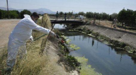 Συνεχίζονται οι ψεκασμοί κουνουποκτονίας στη Μαγνησία
