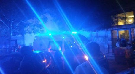 ΣΟΚ στη Λάρισα: Σκοτώθηκε 30χρονος που έπεσε από μπαλκόνι (φωτο)