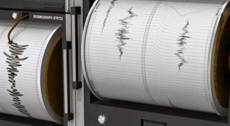 Ταρακουνήθηκαν οι Β. Σποράδες από σεισμό [χάρτης]
