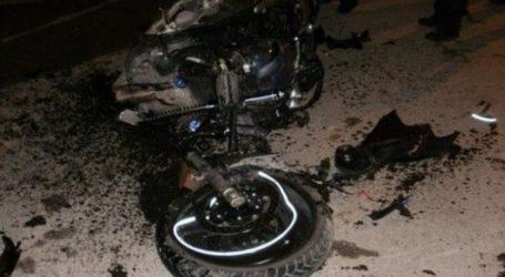 Τροχαίο με μηχανή στο κέντρο της Λάρισας – Στο Πανεπιστημιακό Νοσοκομείο ο αναβάτης με πολλαπλά τραύματα