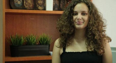 Η Μαρία Τσαμαδιά από την Χάλκη Λάρισας 2η πανελλαδικά στο Οικονομικό ΣΣΑΣ
