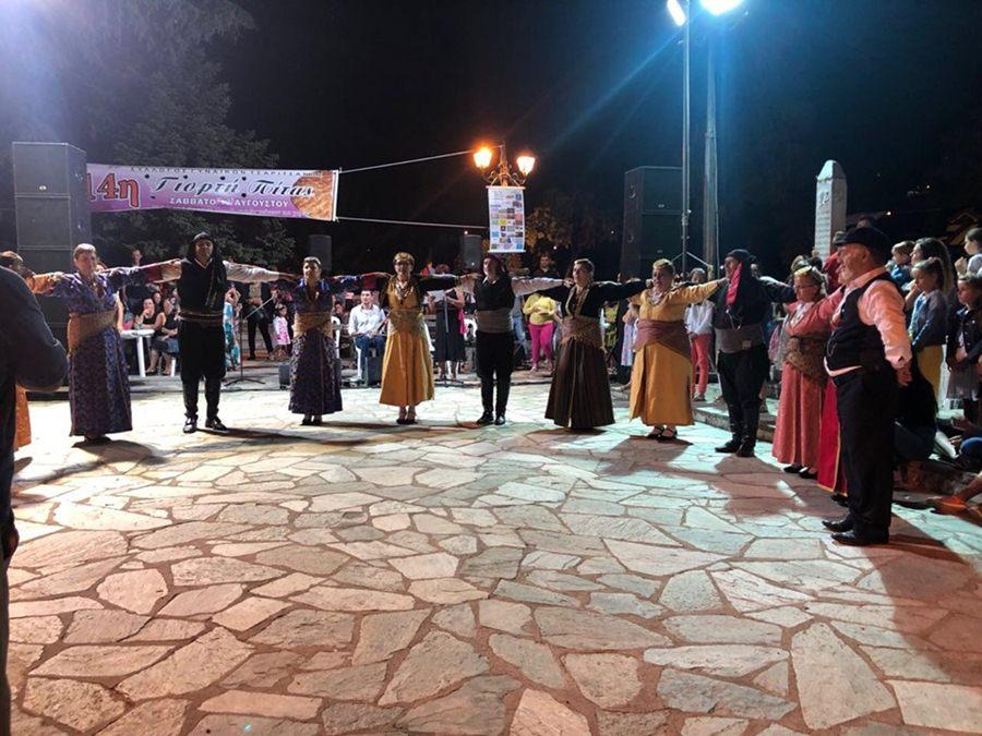 Κέλλας στη 14η Γιορτή Πίτας: «Γιορτή - θεσμός από τις γυναίκες της Τσαριτσάνης