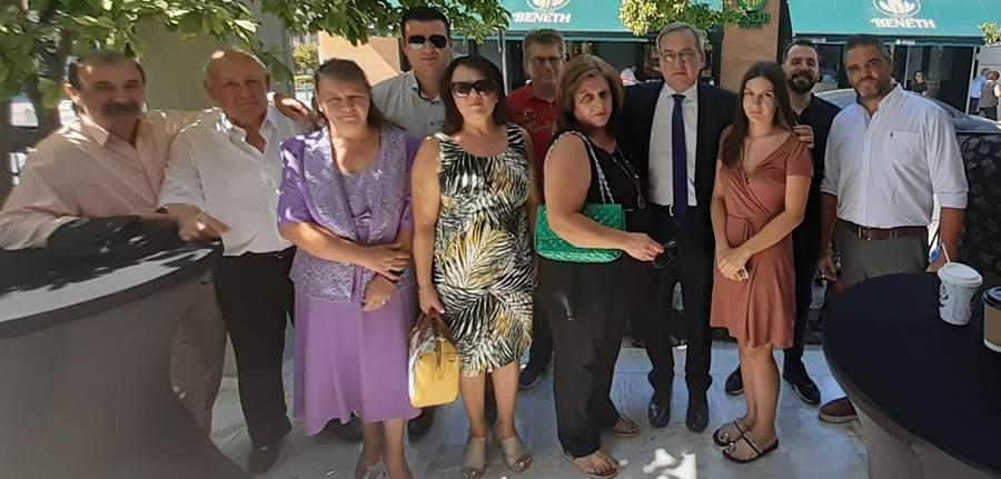 Βαϊούλης: «Οι θέσεις μας θα βασίζονται στις αρχές μας για την Λάρισα της Ιστορίας και της παράδοσης»