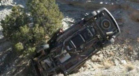 Λαρισαίος κτηνοτρόφος έπεσε με το αυτοκίνητό του σε χαράδρα – Νοσηλεύεται στο Πανεπιστημιακό