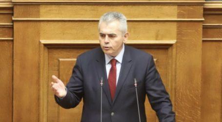 Χαρκόπουλος: Έγκριση επιπλέον πιστώσεων για καυσόξυλα σε ορεινά χωριά της Λάρισας