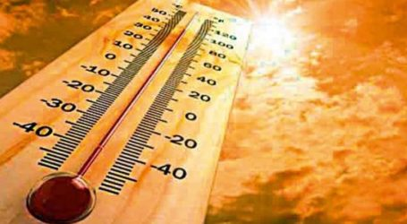 «Σκαρφαλώνει» η θερμοκρασία στη Λάρισα – Που αναμένεται να φτάσει (χάρτες)