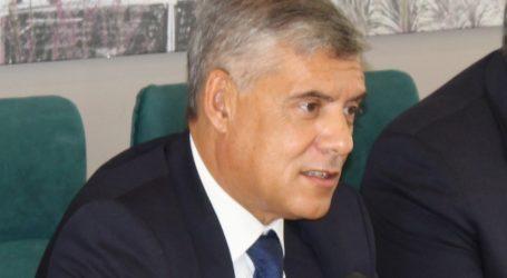 Αγοραστός: Η συνεργασία της Περιφέρειας Θεσσαλίας με τον Σ. Φάμελλο ήταν άριστη