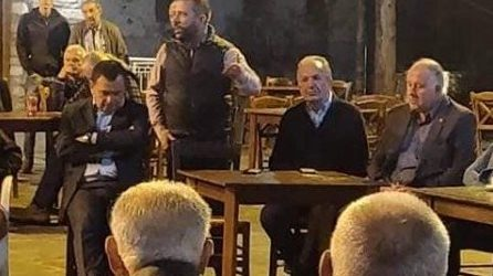 Ο Αλ.Μεϊκόπουλος στο πλευρό των κατοίκων του Κεραμιδίου και του Βένετου για το θέμα των αγροτικών εκτάσεων που διεκδικεί η Ι.Μ.Φλαμουρίου