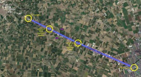 Στη δημοπράτηση της μελέτης για τη βελτίωση τoυ δρόμου Γιάννουλης – Τυρνάβου προχωρά η Περιφέρεια Θεσσαλίας