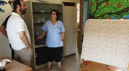 Επίσκεψη του Κωνσταντίνου Μαραβέγια στο Κέντρο Υγείας Σκοπέλου