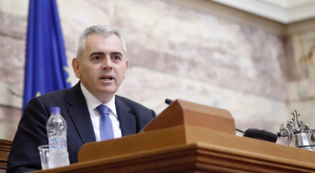 Μ. Χαρακόπουλος στη Βουλή: «Νέες φυλακές χωρίς… μπαρμπουτιέρες, αλλά με Σχολεία Δεύτερης Ευκαιρίας»