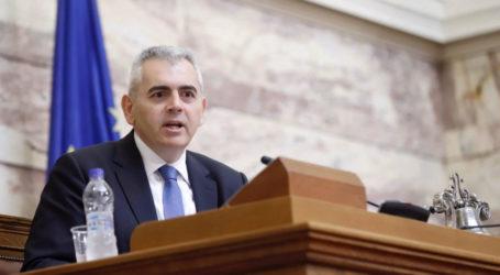 Ερώτηση Χαρακόπουλου για τις μεταθέσεις τρίτεκνων και πολύτεκνων αστυνομικών