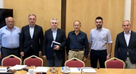 Ο Μάξιμος Χαρακόπουλος Επικεφαλής της Ελληνικής Αντιπροσωπείας στη ΔΣΟ