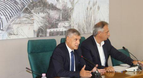 Κ. Αγοραστός:« Συμφωνία συνεργασίας για τη Θεσσαλία»