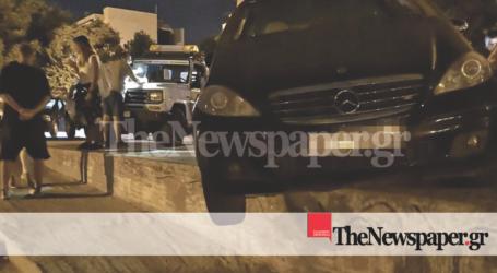 ΤΩΡΑ: Αυτοκίνητο βγήκε εκτός δρόμου στον Βόλο [εικόνα]