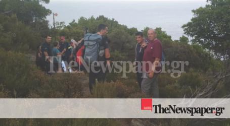 ΑΠΟΚΛΕΙΣΤΙΚΟ: Περιπέτεια για έξι Γάλλους στο Βένετο – Ένας τραυματίας [εικόνα]