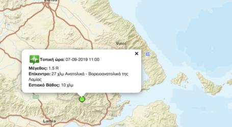 Ασθενής σεισμός κοντά στους Κοκκωτούς Αλμυρού [χάρτης]