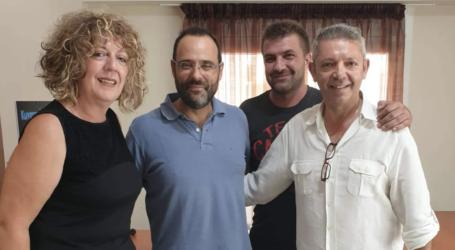 Σειρά συναντήσεων του Κωνσταντίνου Μαραβέγια για προβλήματα της Μαγνησίας