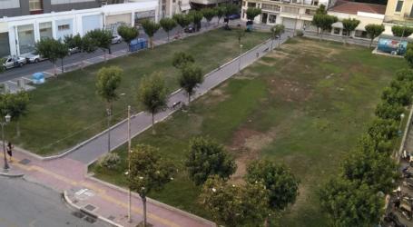 Αλλάζει όψη η πλατεία Πανεπιστημίου στο κέντρο του Βόλου – Ξεκινούν οι εργασίες