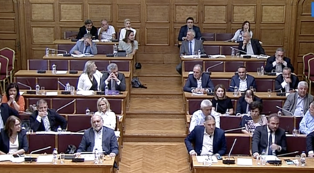 «Χάος» στην Επιτροπή για τη ρύπανση στη Βουλή – Βαριές κουβέντες Αγοραστού και βουλευτή του ΣΥΡΙΖΑ