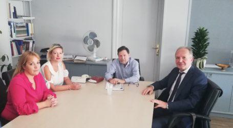 ΤΕΕ Μαγνησίας: Συνάντηση με τον Υφυπουργό Περιβάλλοντος για τη δόμηση στο Πήλιο