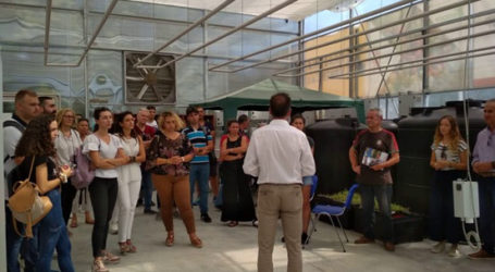 Ημέρα Ανοικτής Επίσκεψης στις Θερμοκηπιακές Εγκαταστάσεις του Αγροκτήματος του Π.Θ. στο Βελεστίνο